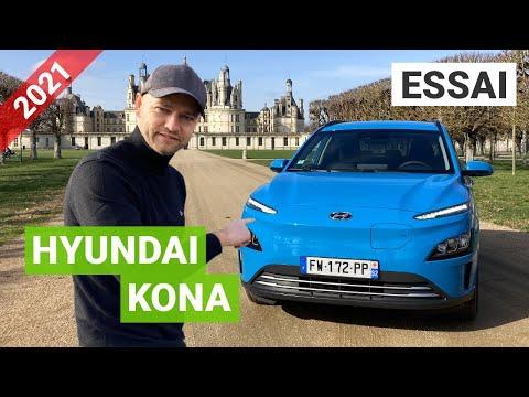 Essai Hyundai Kona électrique : un rien peut tout changer !