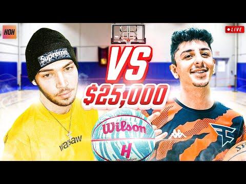 [LIVE] Adin Ross vs. FaZe Rug $25,000 1v1 Game!