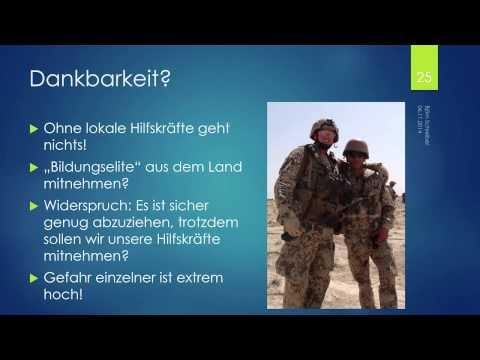 Kunduz/Afghanistan 2011-Vorlesung:  Partnering & Interkulturelle Kompetenz