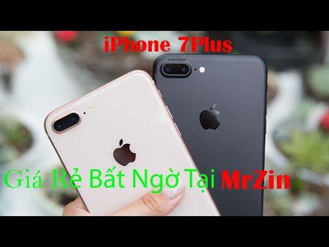 Bán IPhone 7Plus Cũ Giá Rẻ, IPhone Zin Đẹp.[06.02.2020]