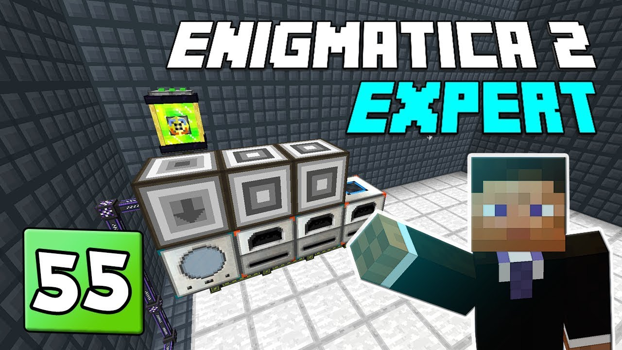Enigmatica 2: Expert Mode - EP 55 Resonant Conversion Kit