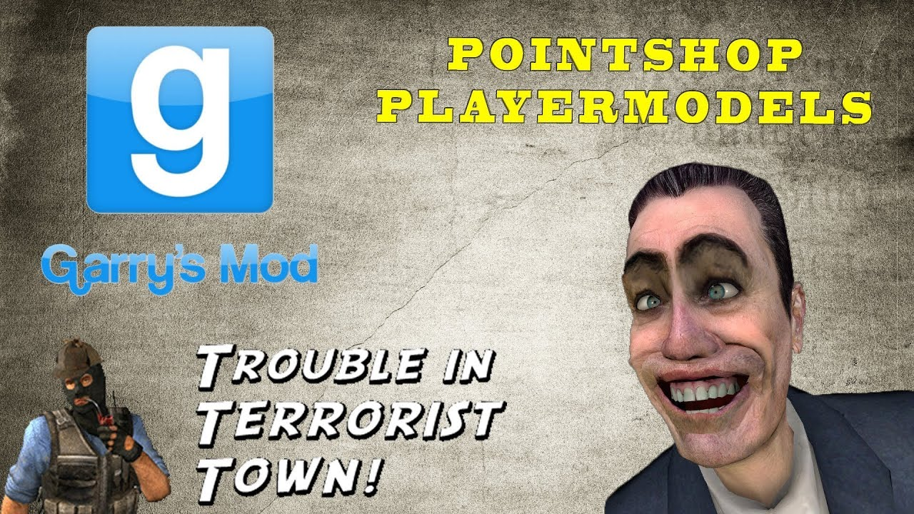 How To Add Player Models To GMOD Servers