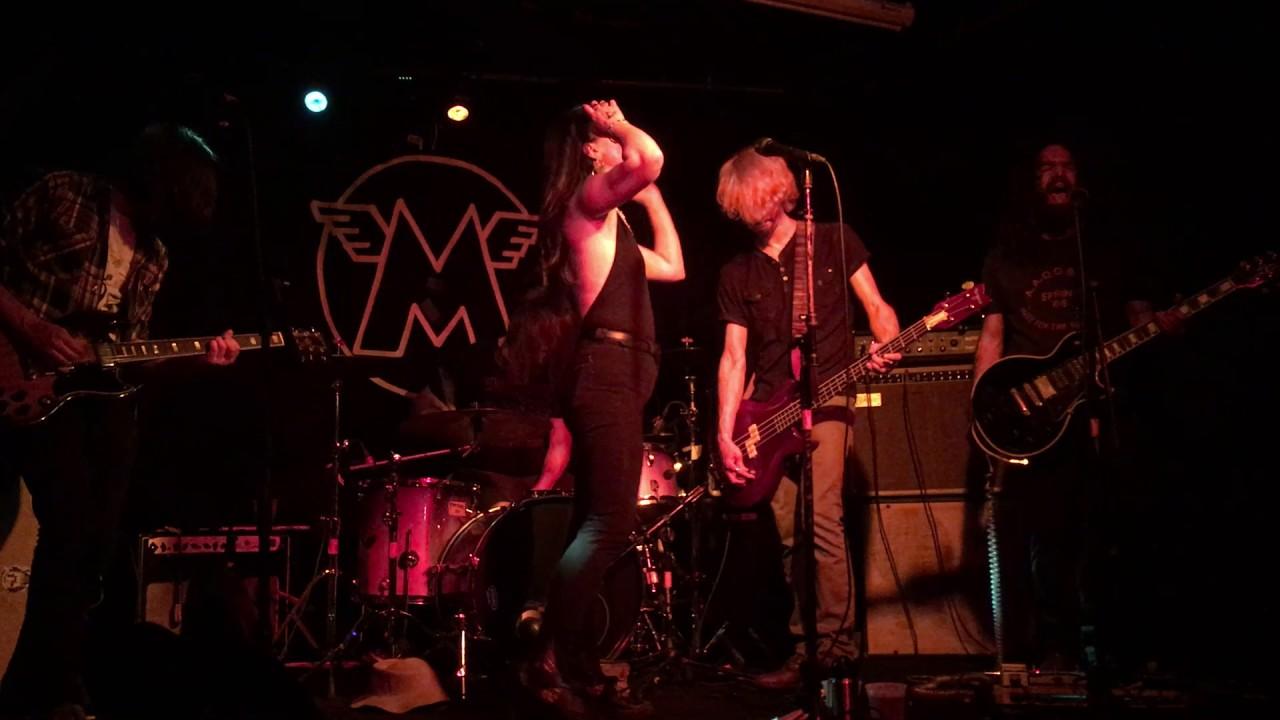 Meddlesome Bells debut 'The Golden Purifier' at Bar Matchless 4-27-17