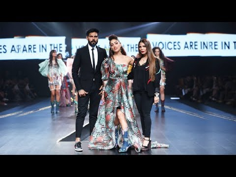 Falguni Shane Peacock | Spring/Summer 2020 | India Fashion Week