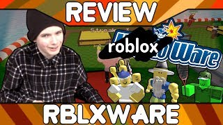 RBLXWare: Like WarioWare, But Not [ROBLOX Game Review]