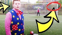 MR. TUMBLE DOES FOOTBALL