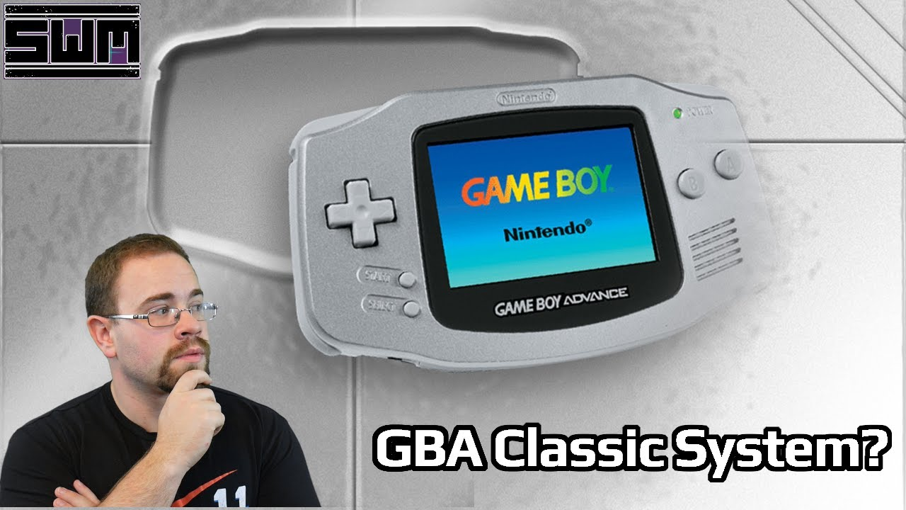 6f35948e329 Is Nintendo Planning A Gameboy Advance Classic  - YouTube