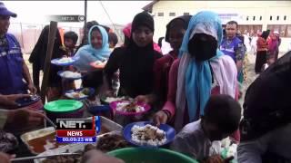 Pengungsi Rohingya Antusias Jalani Puasa di Aceh   NET24