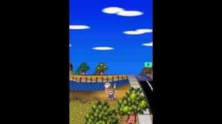 Animal Crossing Wild World - Comment attraper une abeille