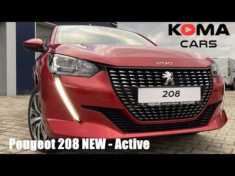 Peugeot 208NEW Active 2019/2020 (Detail Walkaround, Interier, Exterier)