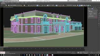 Exterior Arch Viz Project Part 2: Set Up Your Composition Using 3ds Max Physical Camera