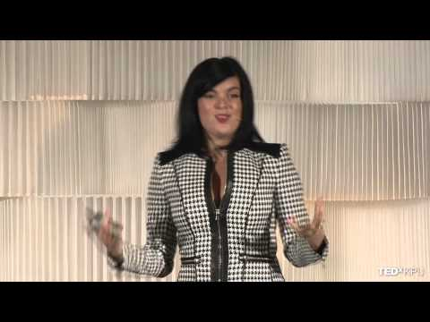 From MMA to compost queen -- a guide to social entrepreneurship | Lisa von Sturmer | TEDxKPU