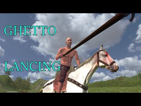 A Good Old Fashioned Lancing Montage
