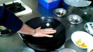 蝦仁炒蛋 炒蛋法