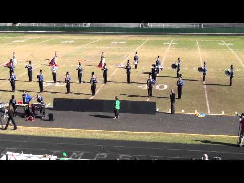 Wake Christian Academy Marching Bulldogs 2012