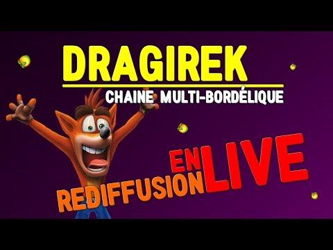 🔴 Diffusion en direct de Dragirek | partie 3 |#Crash N Sane Trilogy