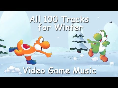 Video Game Music for Winter