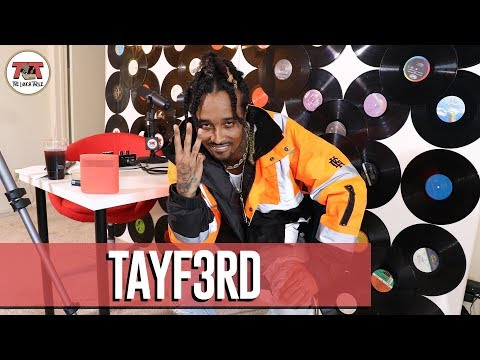Bootleg Kev & DJ Hed - TayF3rd talks Signing to Big Boy, Jerking Movement + More | The Lunch Table