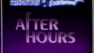 5/31/1987 Showtime Show Promos \