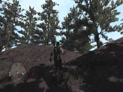 Red Dead Redemtion Bear Hunting !! FUN AND FUNNY !