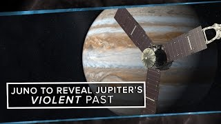 Juno to Reveal Jupiter's Violent Past | Space Time | PBS Digital Studios