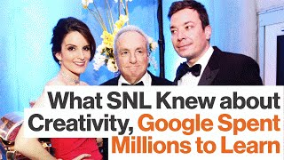 A Lesson about the Psychology of Meetings from SNL and Google