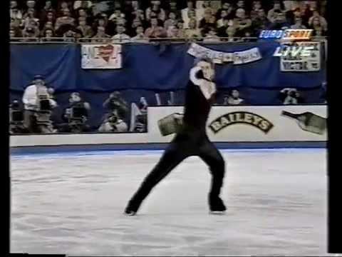 Thierry Cerez FRA - 1995 World Championships LP