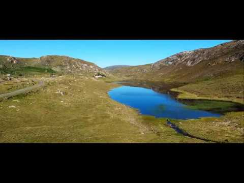 The Way To Port,Co Donegal Drone July 2018