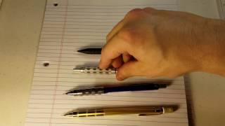 Pentel GRAPH 1000 FOR PRO PG1005 0.5mm Mechanical Pencil