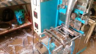 standard pack engineering company manual feeding pneumatic ffs machine