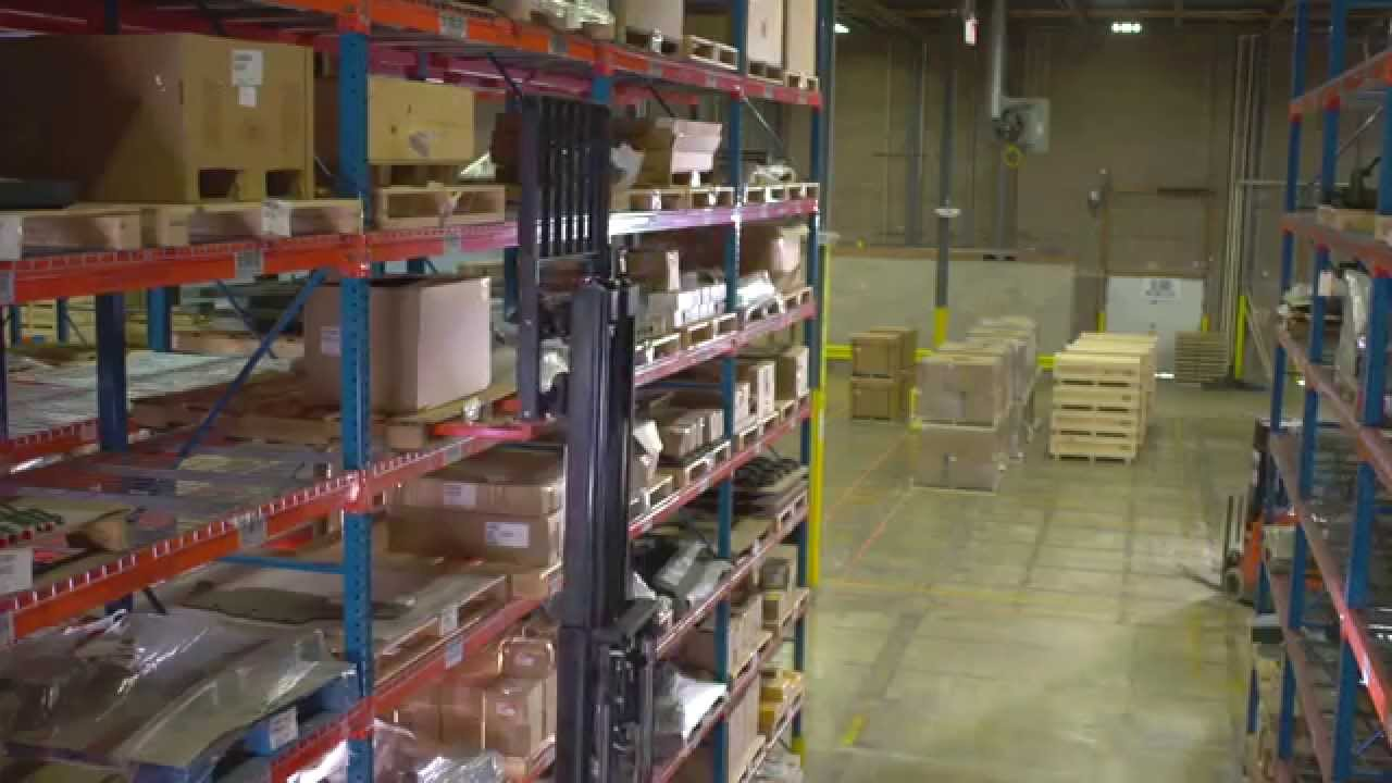 Warehouse Space Planning 101- Toyota