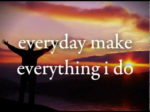 What Can I Do - Paul Baloche (Lyric Video)