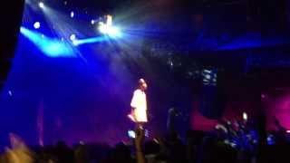 Wiz Khalifa The Bluff Live in Zürich, Komplex 457 (1.10.2013)