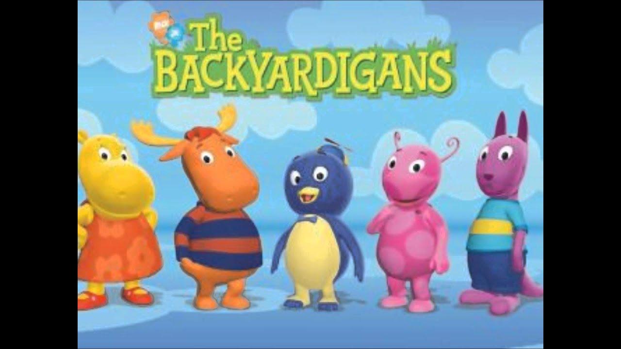The Backyardigans Theme Song Youtube