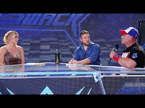 Why John Cena doesn't care about Dean Ambrose: Talking Smack, Sept. 27, 2016