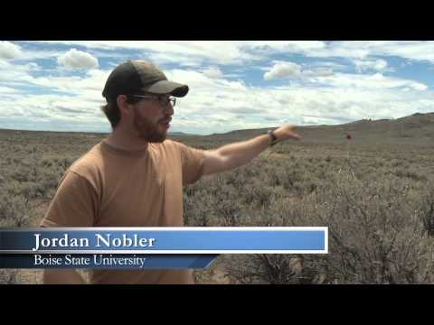 Boise State Researchers Use Unmanned Aerial Vehicles to Evalute Ecology