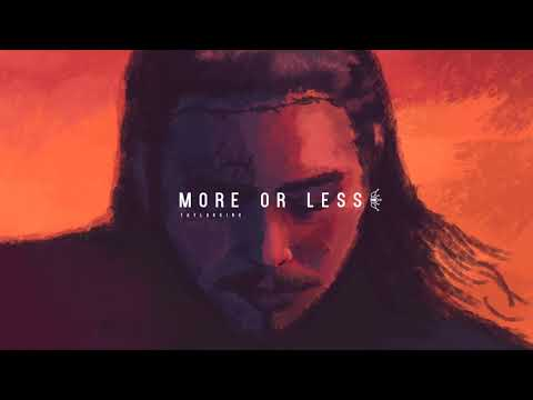 FREE Post Malone Type Beat   More or Less