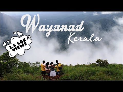 WAYANAD | KERALA | 10 BEST PLACES TO VISIT | TOURIST PLACES | GOD'S OWN COUNTRY | WanderlustOnWheel