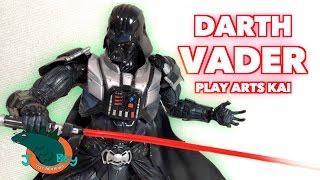 Darth Vader Play Arts Kai Review