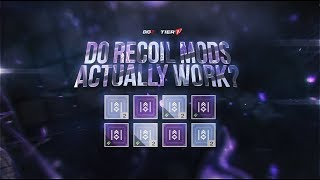 Destiny 2: Recoil Mods Don't Work