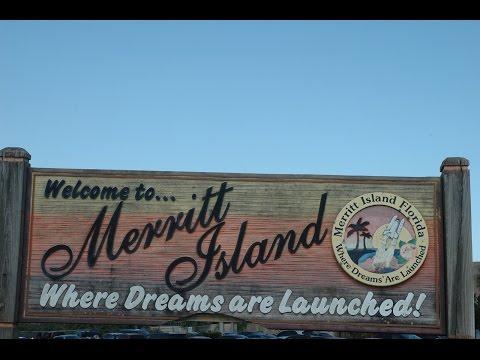 Merritt Island Scenic Driving Tour