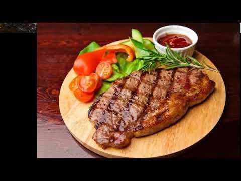Стейк Рибай на углях / Rib-eye Steak. Мясной Бутик Kalymera