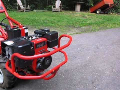 8hp Briggs Stratton Plus Engine For Troy Bilt Horse Pto Tiller Rototiller