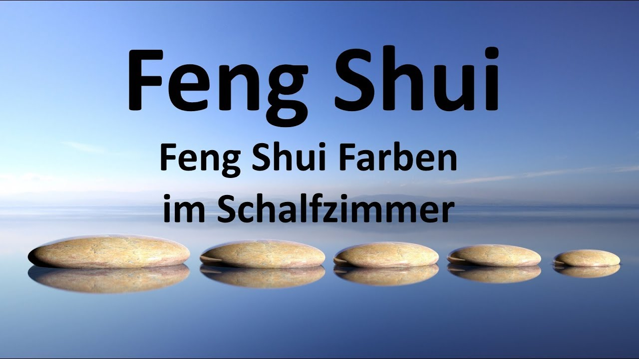 Feng Shui Farbe im Schlafzimmer