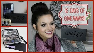 12 Days of Giveaways! Thumbnail