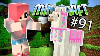 Minecraft - МОДНЫЕ ЛАМЫ (Серия 91)