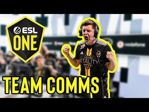 KQLY STYLE! - ESL One Cologne 2019 Team Comms Highlights