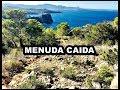 MENUDA CAIDA