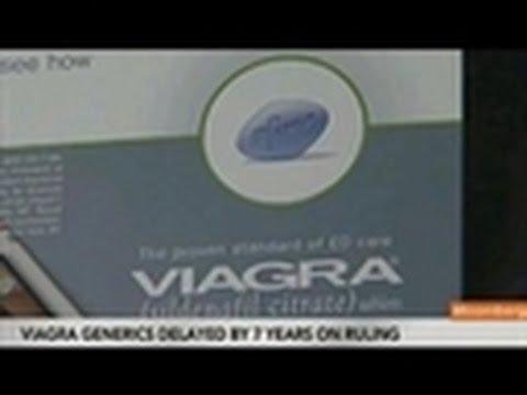 Pfizer Wins Viagra Patent-Infringement Case Against Teva