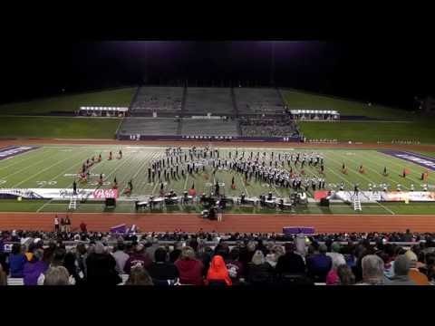 Tyler Robert E. Lee High School Band 2016 - UIL Region 21 Marching Contest